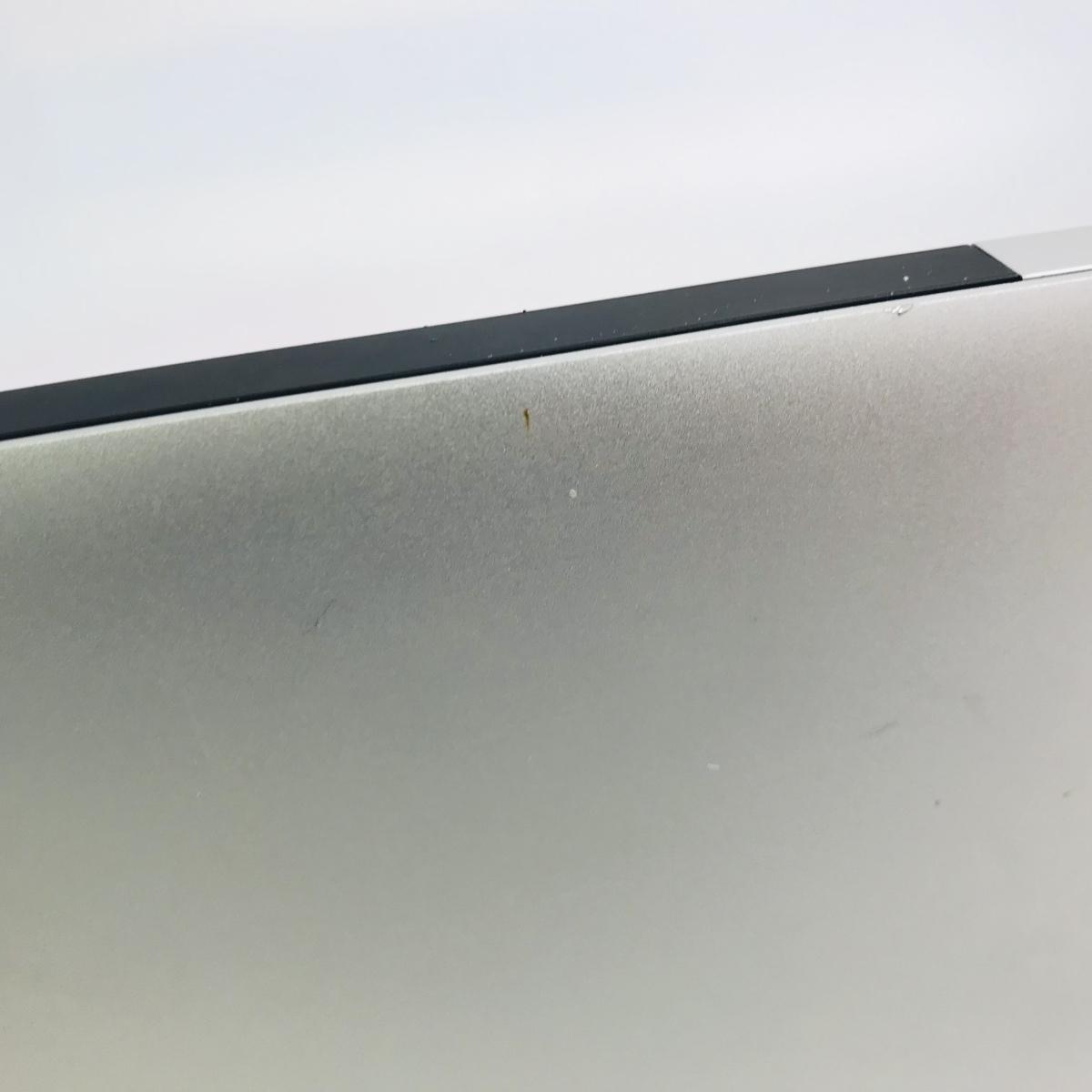 ジャンク MacBook Air 11インチ(Early 2015) Core i5 1.6GHz/4GB MJVM2J/A_画像8