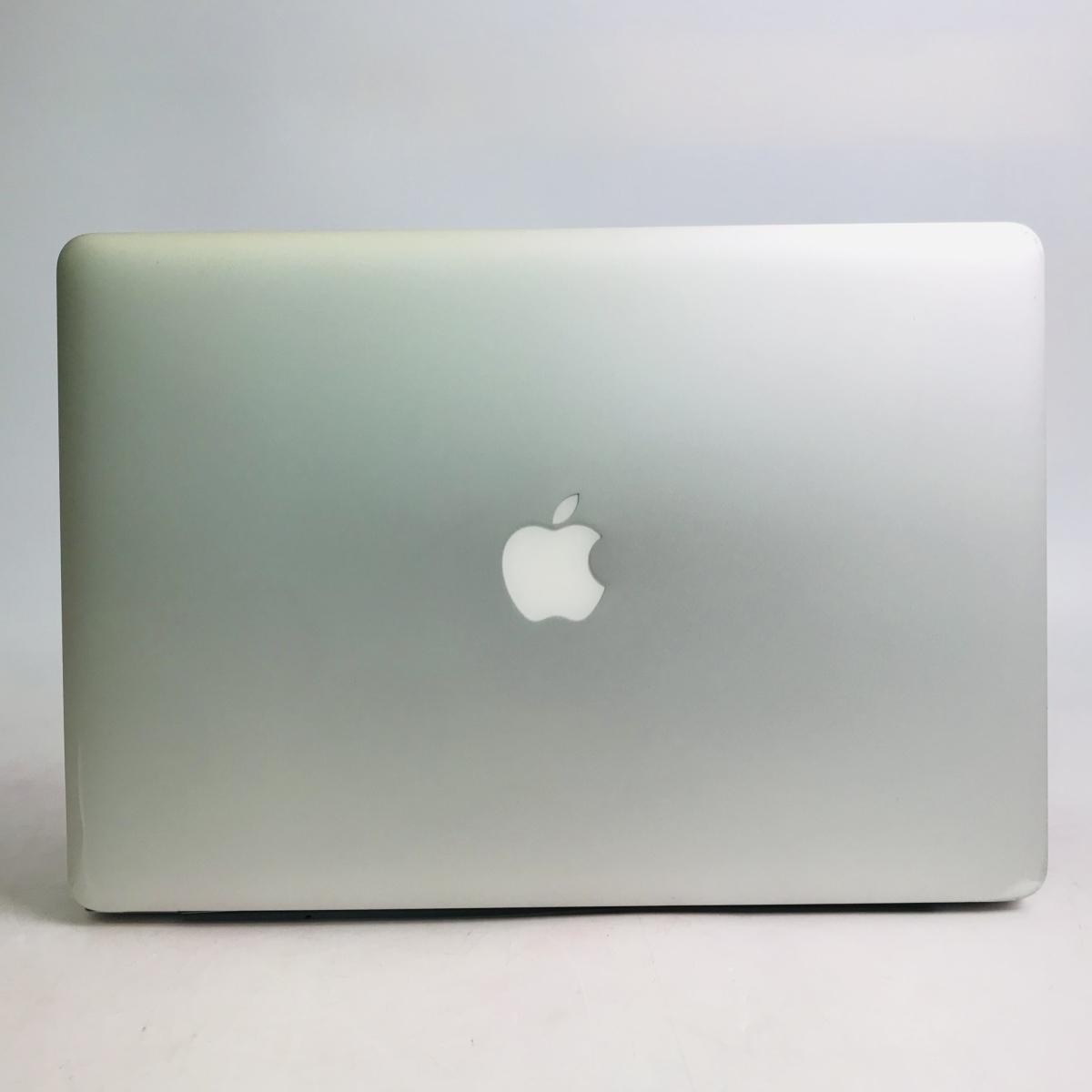 ジャンク MacBook Pro Retina 15インチ(Mid 2012) Core i7 2.3GHz/8GB MC975J/A_画像5