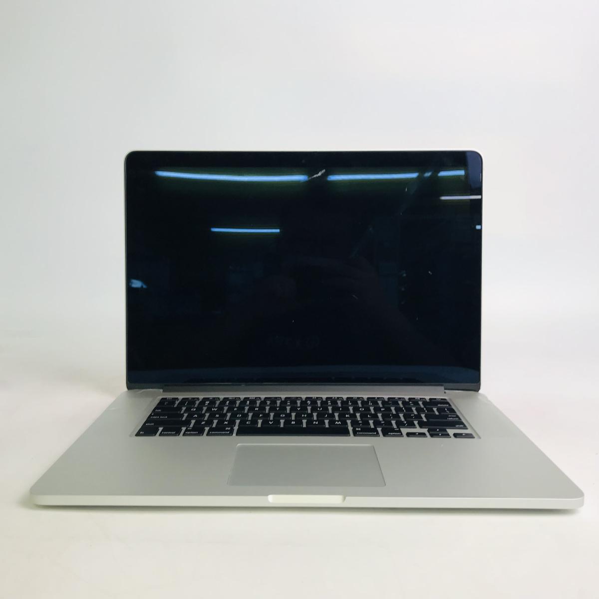 ジャンク MacBook Pro Retina 15インチ(Mid 2012) Core i7 2.3GHz/8GB MC975J/A_画像1