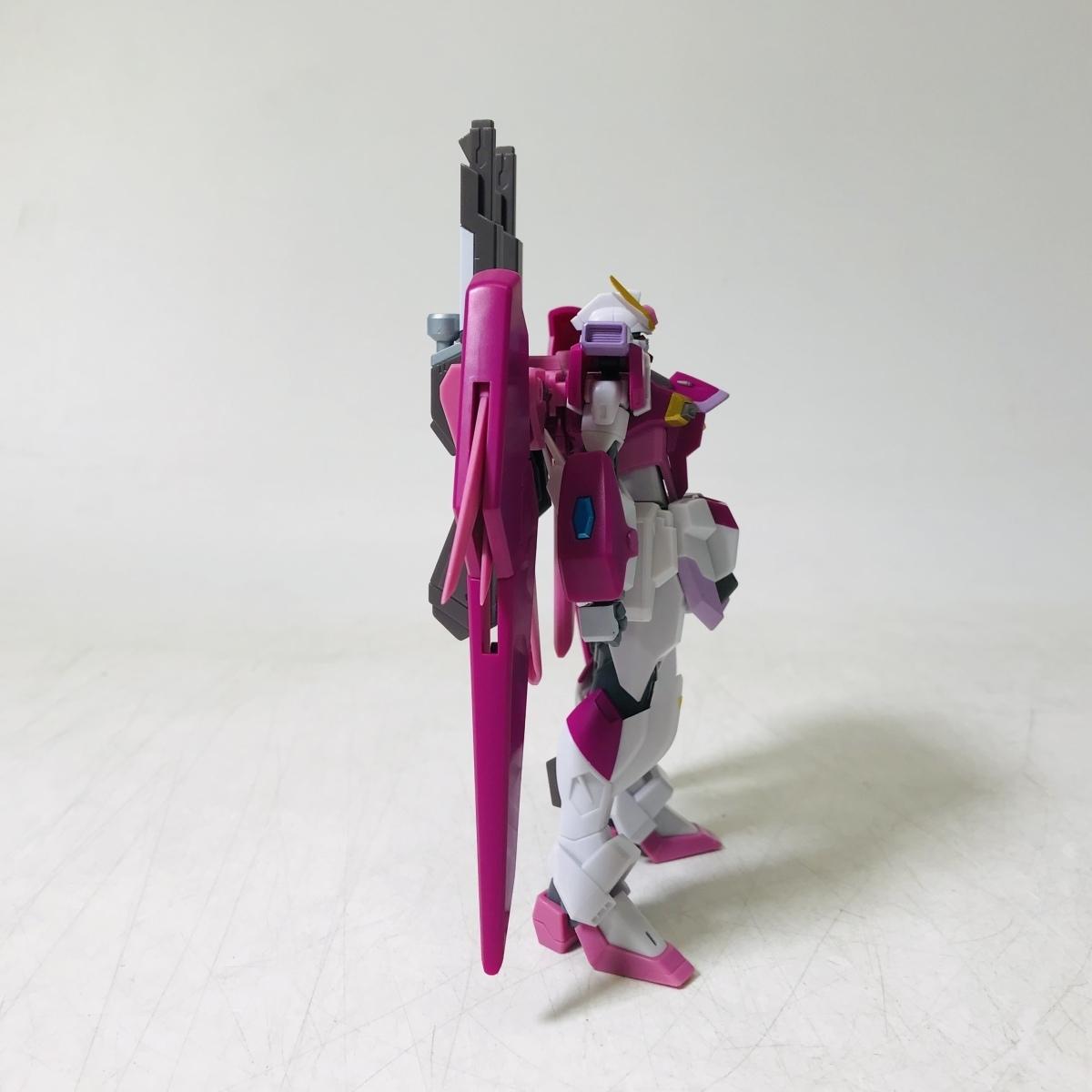 中古品 ROBOT魂 機動戦士ガンダムSEED DESTINY デスティニーインパルスガンダム_画像4
