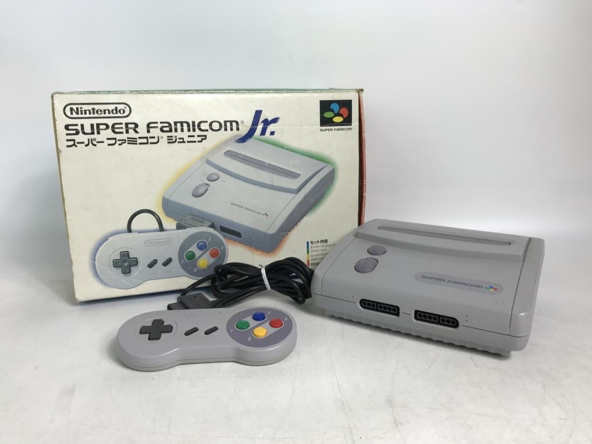 中古 任天堂 SFC スーパーファミコン ジュニア Jr._画像1