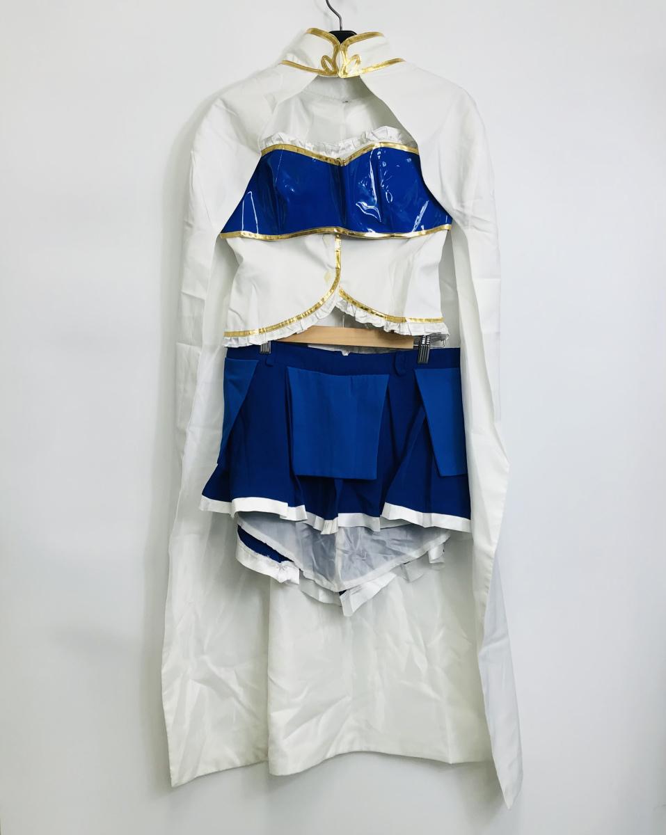 コスプレ衣装 魔法少女まどか☆マギカ 美樹さやか風 女性XLサイズ_画像1