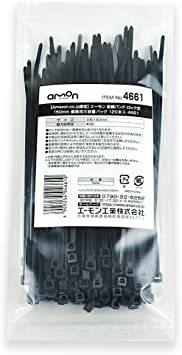 35Φ/150mm/お買い得限定品 120本 35Φ/150mm 【Amazon.co.jp限定】 エーモン 配線バンド ロック_画像1