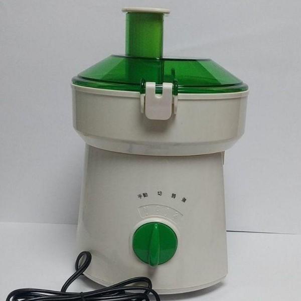 電動コンパクトジューサー