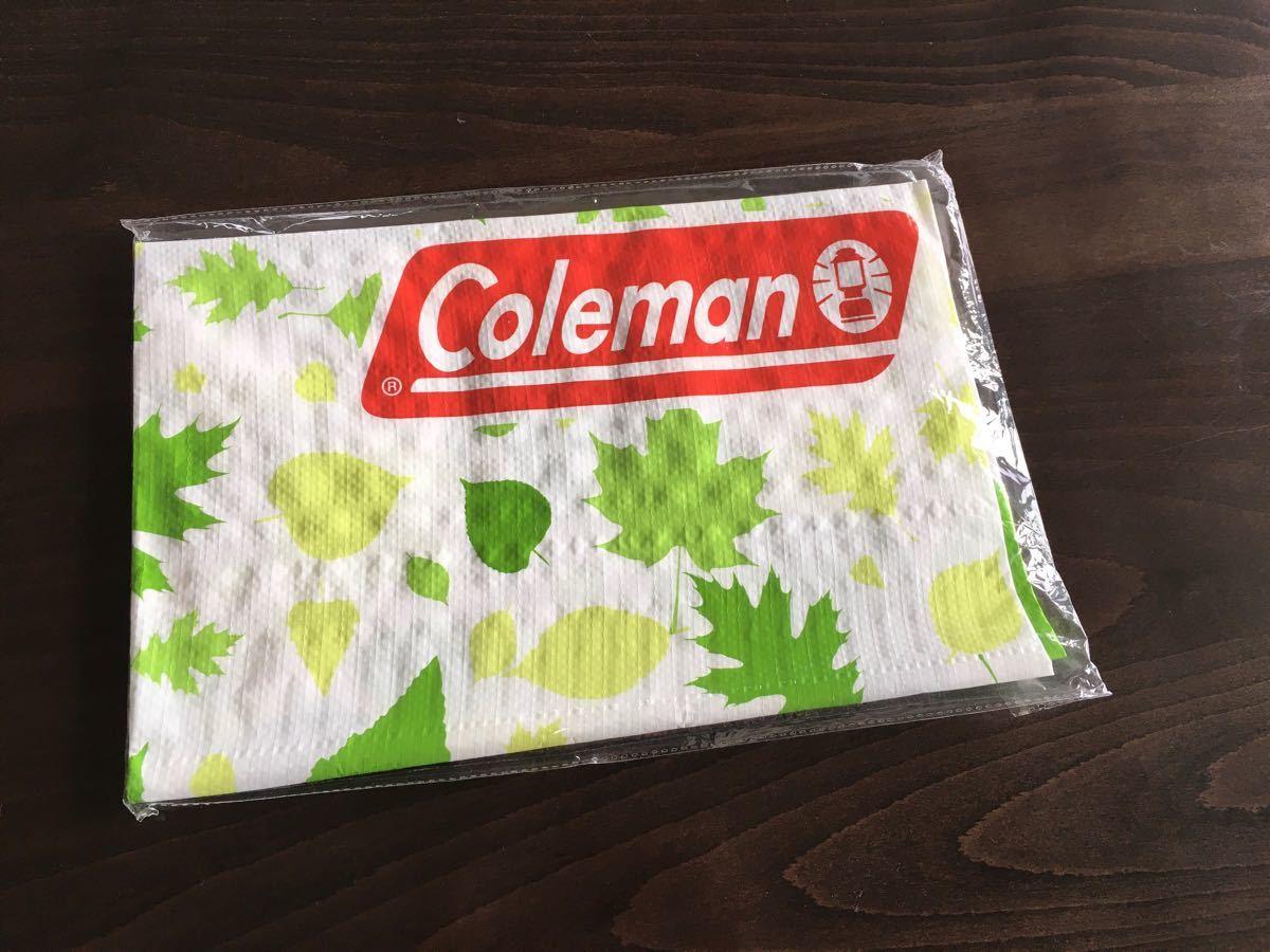 Coleman コールマン レジャーシート 非売品