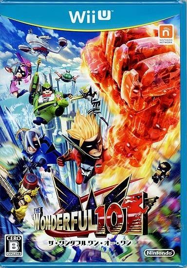【ゆうパケット対応】The Wonderful 101 Wii U_画像1
