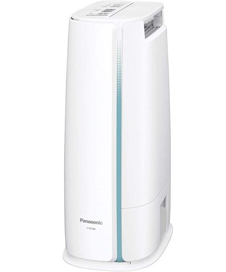 【新品(開封のみ・箱きず・やぶれ)】 Panasonic デシカント方式衣類乾燥除湿機 F-YZT60-A ブルー_画像1