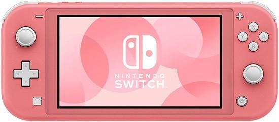 【新品訳あり(箱きず・やぶれ)】 任天堂 Nintendo Switch Lite(ニンテンドースイッチ ライト) HDH-S-PAZAA コーラル_画像2