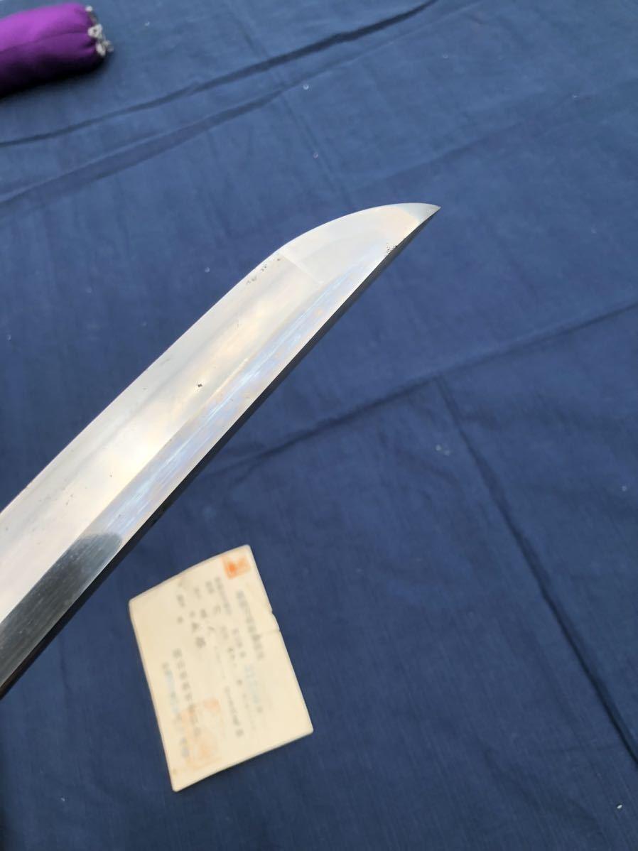 軍刀 大日本帝国陸軍 日本軍 70cm 無銘 日本刀 刀 陸軍 軍隊_画像5
