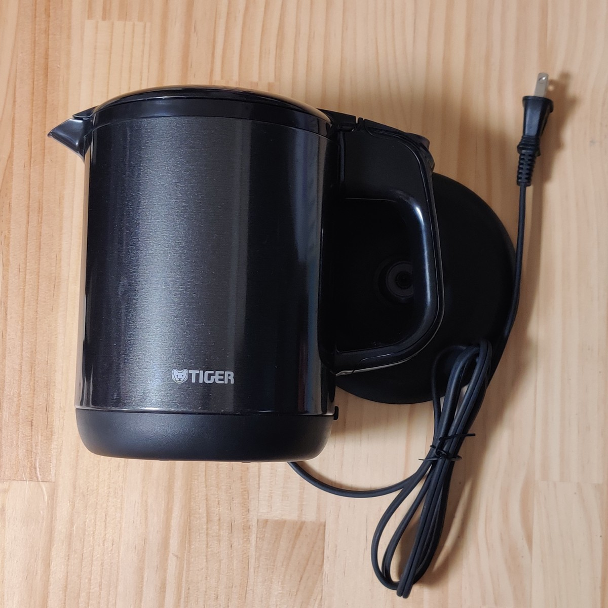 Tiger PCG-G080 蒸気レス 電気ケトル