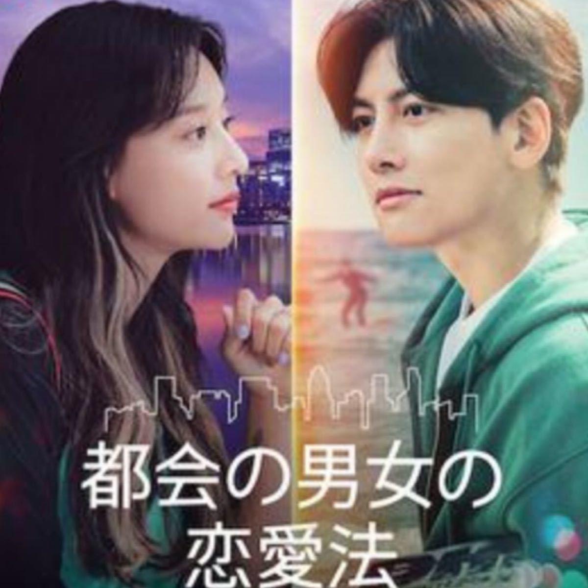 韓国ドラマ 都会の男女の恋愛法