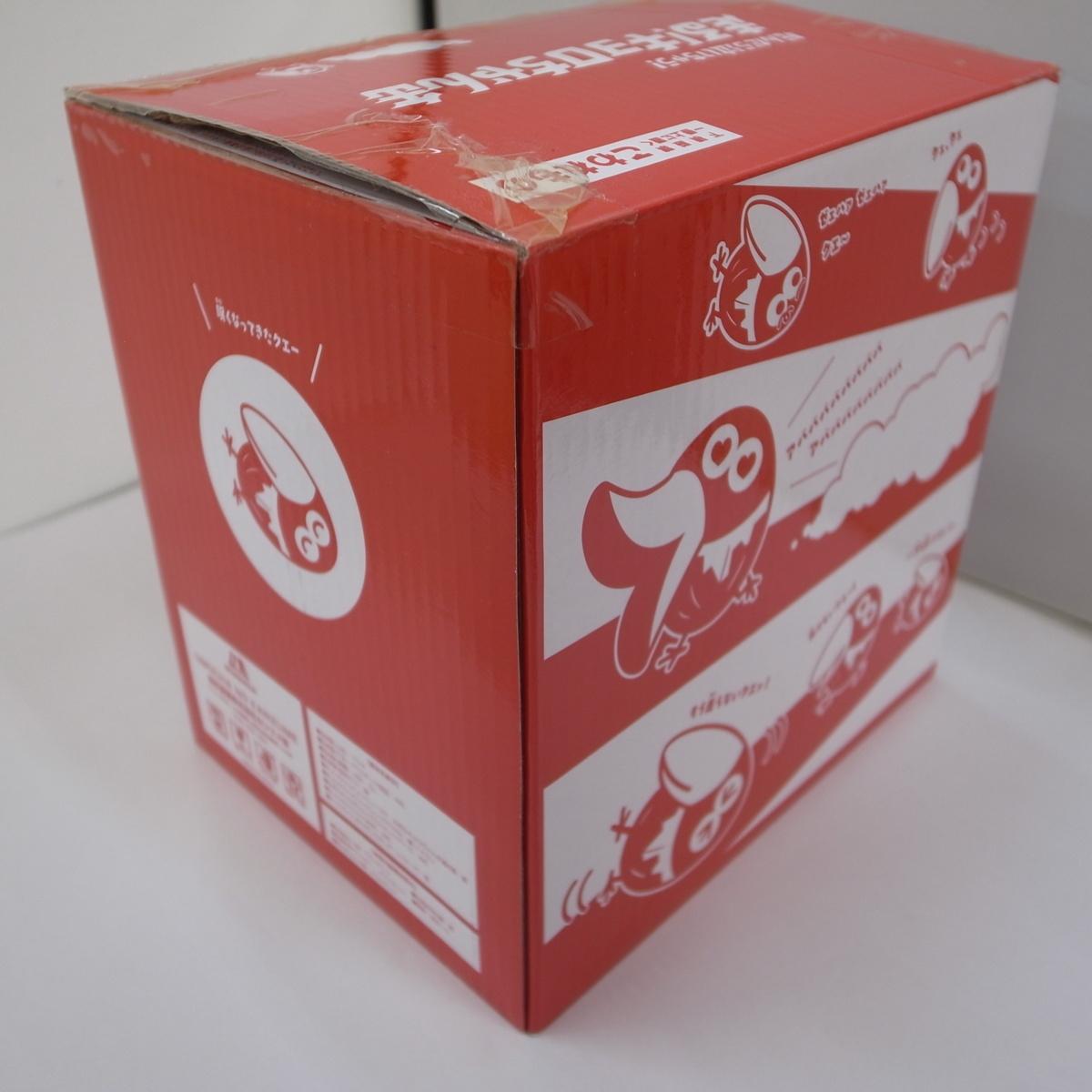 6362T【本物保証】未開封 走る キョロちゃん缶 金のエンゼル 銀のエンゼル おもちゃのカンヅメ 森永チョコボール_画像2