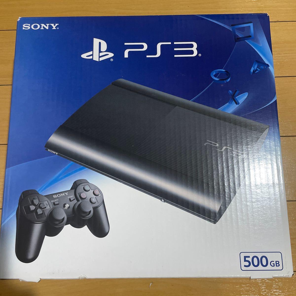 新品 PlayStation3 本体 CECH-4300C