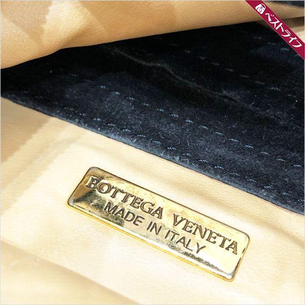 ボッテガヴェネタ ワンショルダーバッグ トートバッグ スエード 黒【001】_画像4