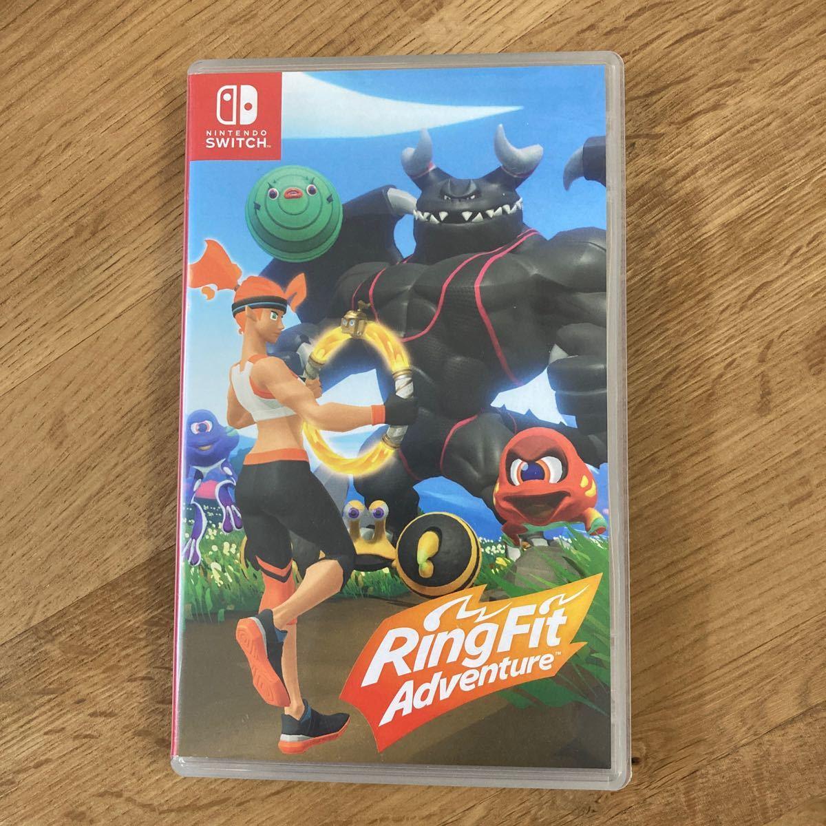 リングフィットアドベンチャー  Nintendo Switch