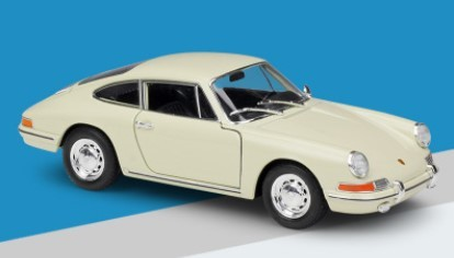 ● FX 1/24 ポルシェ 911 1964 WH A85