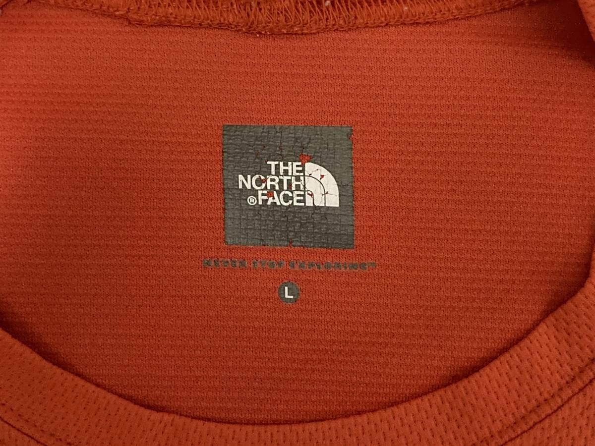 ノースフェイス 半袖Tシャツ_画像2