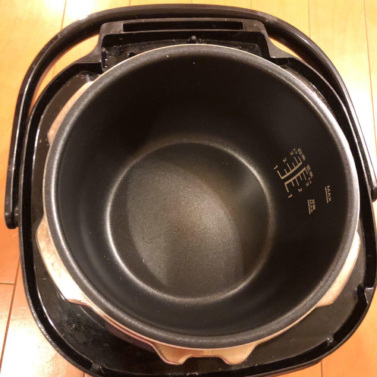 コイズミ電気圧力鍋