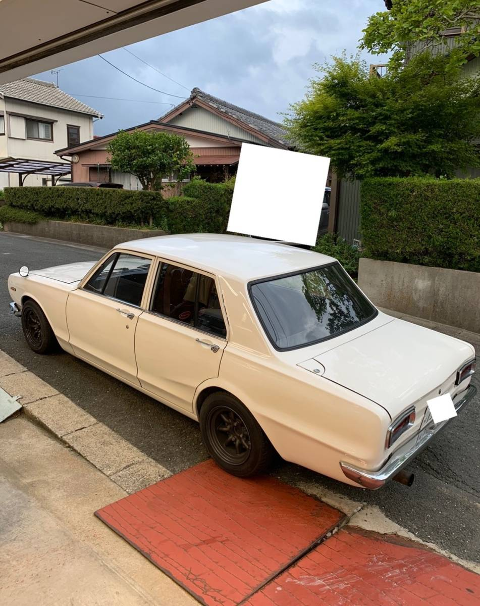 「47年 ハコスカ トラブル回避のため現車確認必須」の画像3