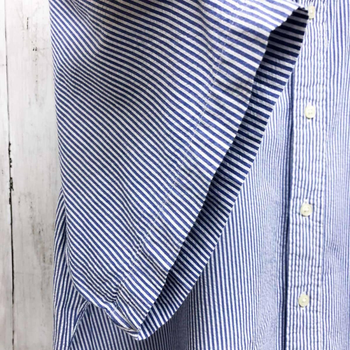 ラルフローレン POLO Ralph Lauren Polo 半袖シャツ メンズ ワンポイント XLサイズ 7-158_画像6