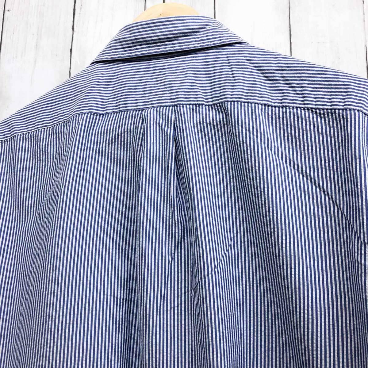ラルフローレン POLO Ralph Lauren Polo 半袖シャツ メンズ ワンポイント XLサイズ 7-158_画像8