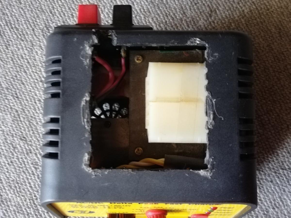 バッテリー充電器 パーフェクト3000 バッテリー充電器 DC12V