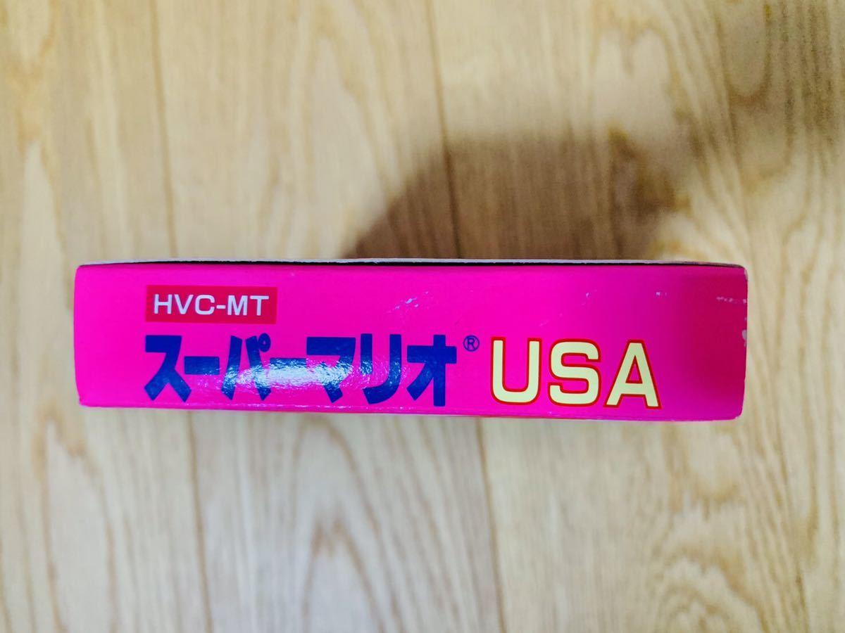 【未開封新品・超極良品】ファミコンソフト スーパーマリオUSA 任天堂 FC 1円スタート 非常に綺麗な新品 当時物 ラスト1本在庫_画像7