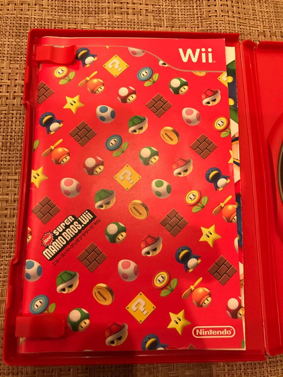 ニュー・スーパーマリオブラザーズ・Wii Wiiソフト