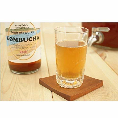 ferment works KOMBUCHA classic [国産無添加クラフトコンブチャ/紅茶キノコ/ストレートタイプ] 7_画像3