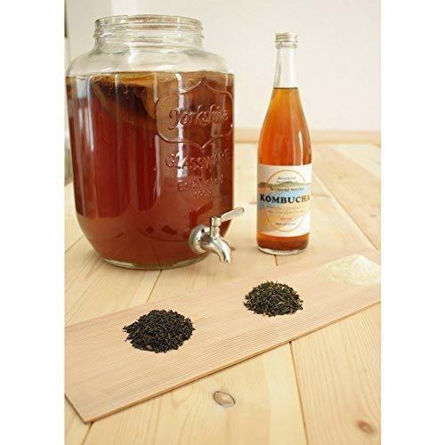 ferment works KOMBUCHA classic [国産無添加クラフトコンブチャ/紅茶キノコ/ストレートタイプ] 7_画像4