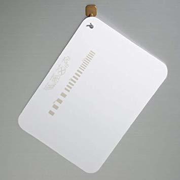 ホワイト 220×300×0.2mm 貝印 KAI やわらかまな板 (小)抗菌 ホワイト 日本製 AP5017_画像7