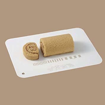 ホワイト 220×300×0.2mm 貝印 KAI やわらかまな板 (小)抗菌 ホワイト 日本製 AP5017_画像6