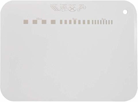 ホワイト 220×300×0.2mm 貝印 KAI やわらかまな板 (小)抗菌 ホワイト 日本製 AP5017_画像1