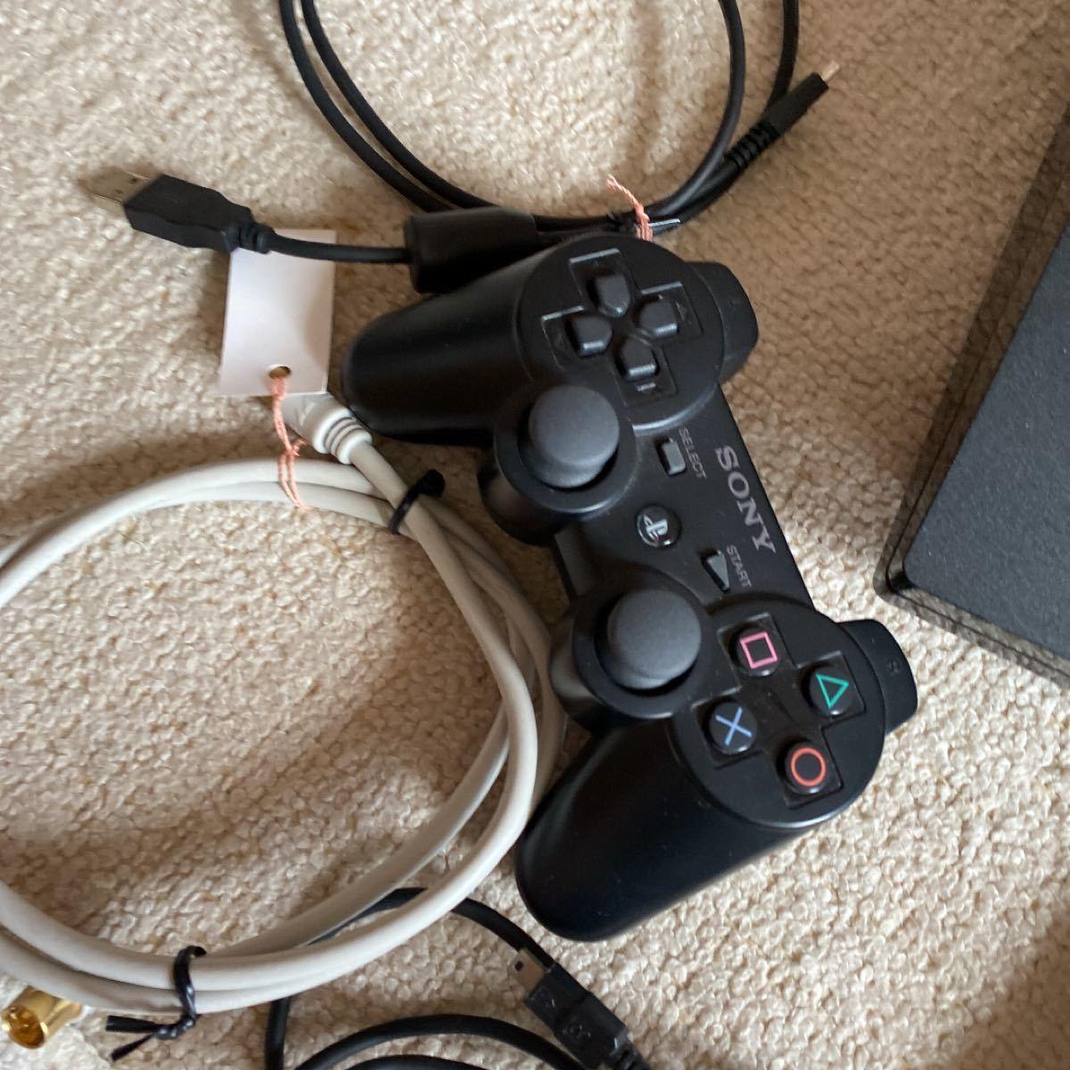 SONY PlayStation3 CECH-2500B&トルネ