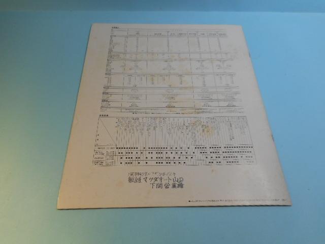 マツダ コスモAP 1975年 2代目 CD23 全16ページ カタログ 自動車 _画像5