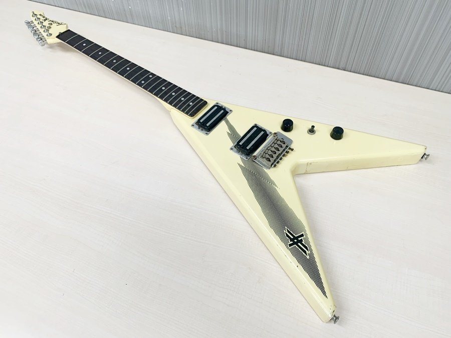 t16503◆Aria Pro II XX Deluxe/アリア プロⅡ エレキギター※現状品