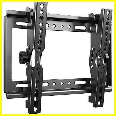 テレビ壁掛け金具 TETVIK 14-42インチLED LCD コンピュータモニタ 液晶テレビ対応 角度調節可能 VESA対応 最大200*200mm 耐荷重25kg_画像1