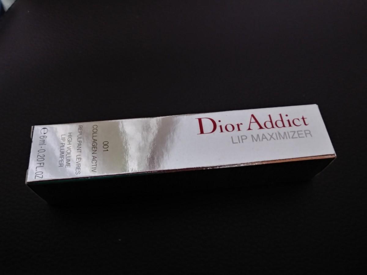 #001 Dior Addict リップ マキシマイザー