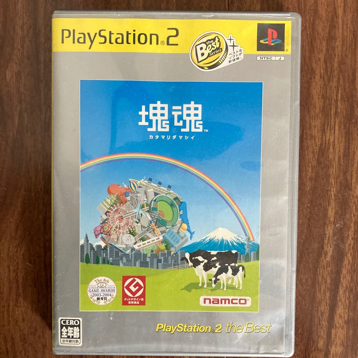 PS2  塊魂 PlayStation 2 the Best