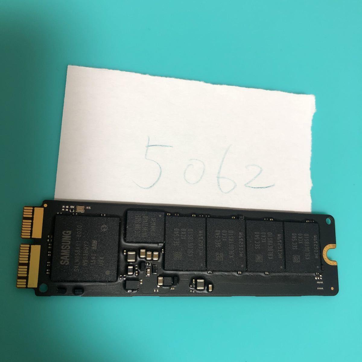 Apple SSD SAMSUNG 128GB (no.5062)