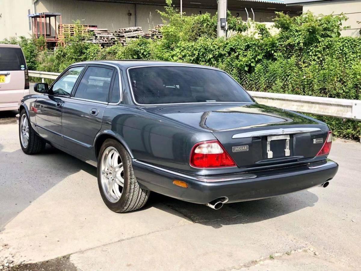 「【ジャガー XJ8 3.2-V8】全てコミコミ価格(車検付:2年・税込)★内外装状態綺麗★走行距離11万km★年式H10年★内外装状態良好」の画像2