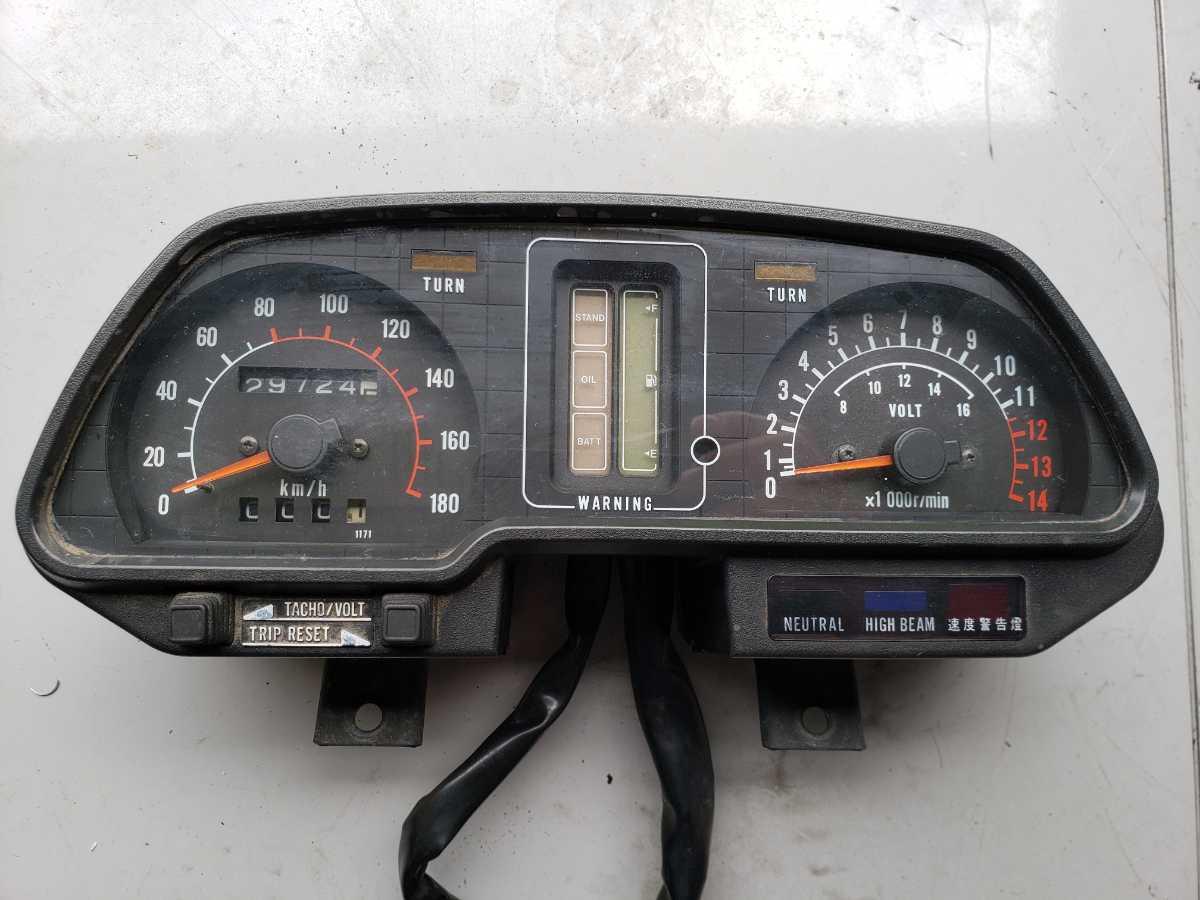 Z400GP スピードメーター GPZ400F
