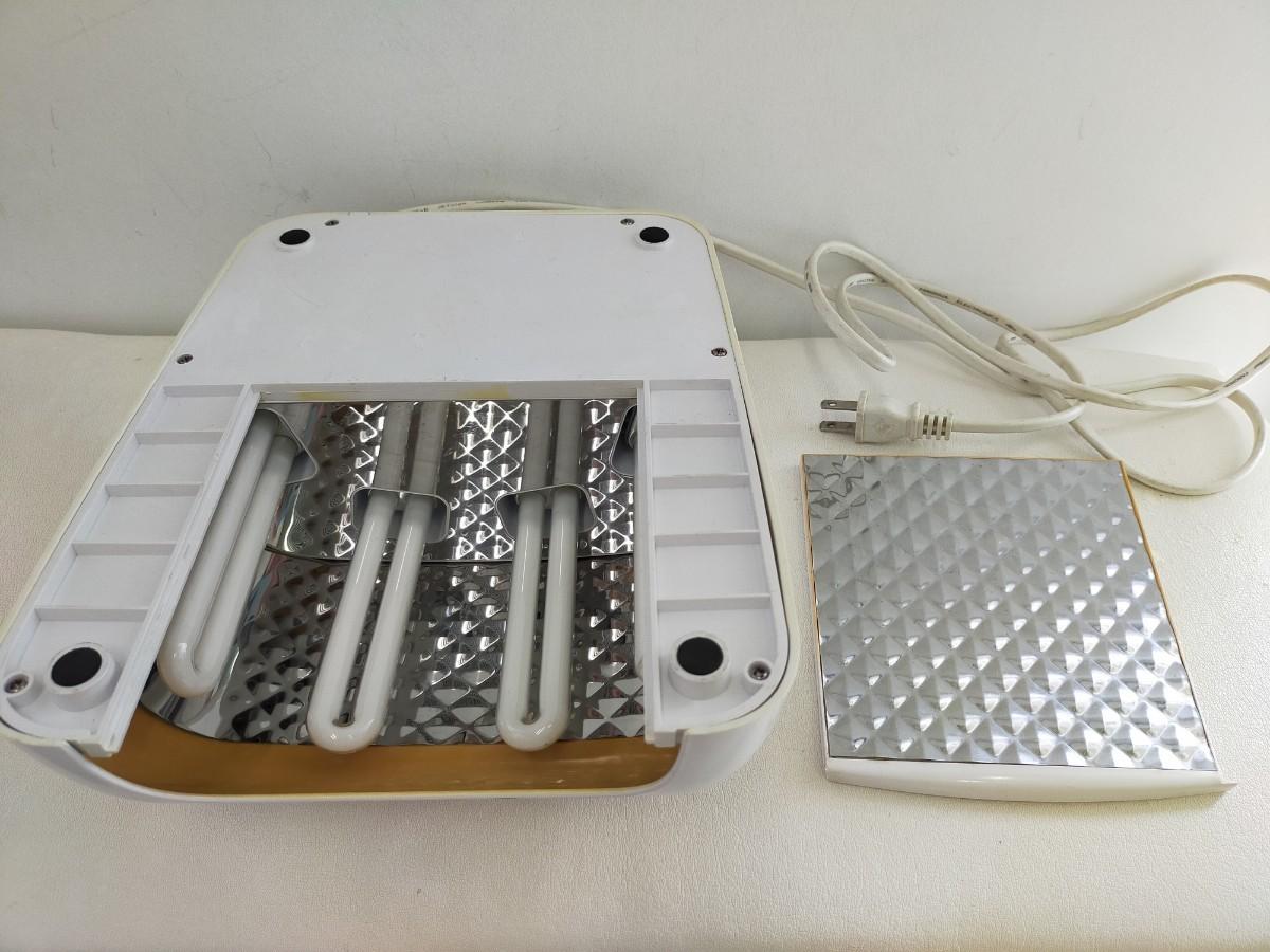 ラピジェル UVライト 36w UVランプ ジェル ネイル ライト レジン クラフト ハンドメイド