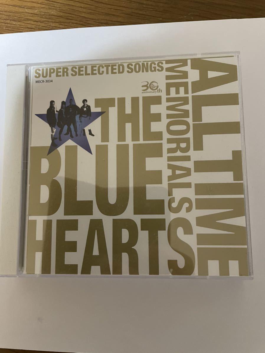 ☆ザ・ブルーハーツ / THE BLUE HEARTS 30th ANNIVERSARY ALL TIME MEMORIALS ~SUPER SELECTED SONGS~(通常盤B/CD2枚組)