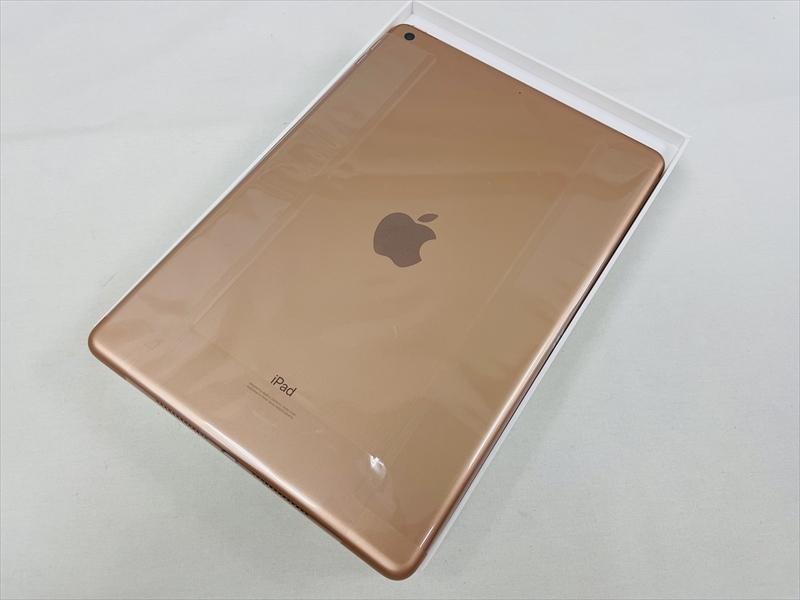 未使用品 Apple iPad7 (第7世代) 10.2インチ Wi-Fiモデル 128GB ゴールド MW792J/A OS13.1.1 通電起動確認済み 21281_2