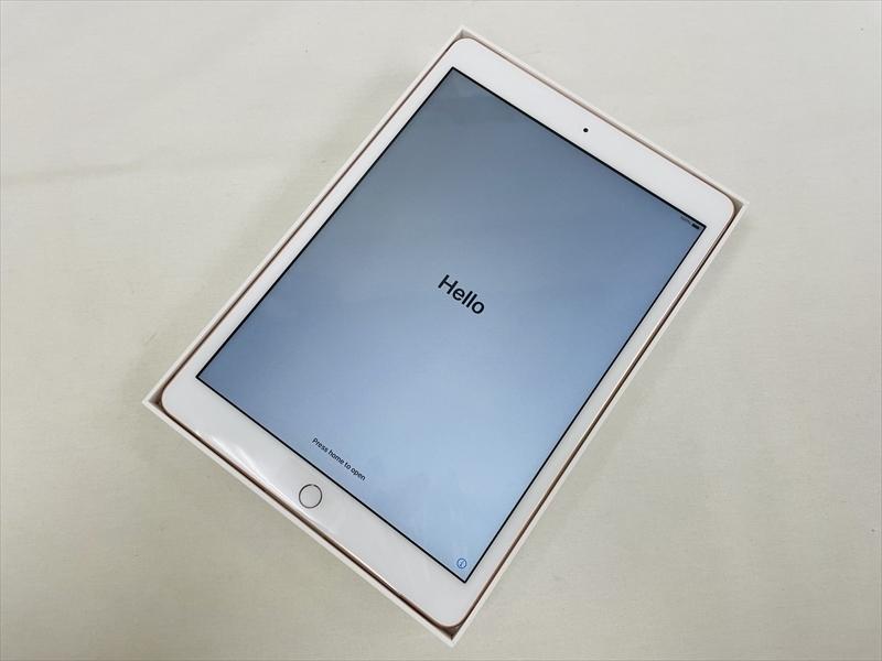 未使用品 Apple iPad7 (第7世代) 10.2インチ Wi-Fiモデル 128GB ゴールド MW792J/A OS13.1.1 通電起動確認済み 21281_1