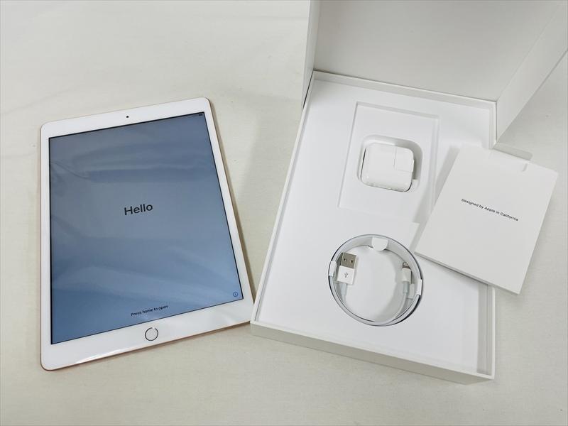 未使用品 Apple iPad7 (第7世代) 10.2インチ Wi-Fiモデル 128GB ゴールド MW792J/A OS13.1.1 通電起動確認済み 21281_3