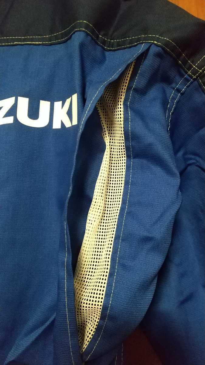 【未使用】SUZUKI スズキ自動車 つなぎ 作業着 M 送料無料!急発送!_画像8