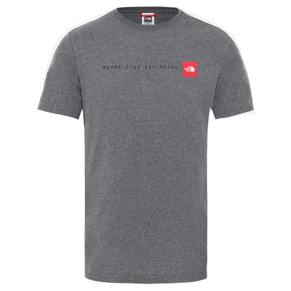 ☆THE NORTH FACE NSE Tシャツ US:M グレー 新品 送料込み♪ ノースフェイス ネバーストップ_画像8