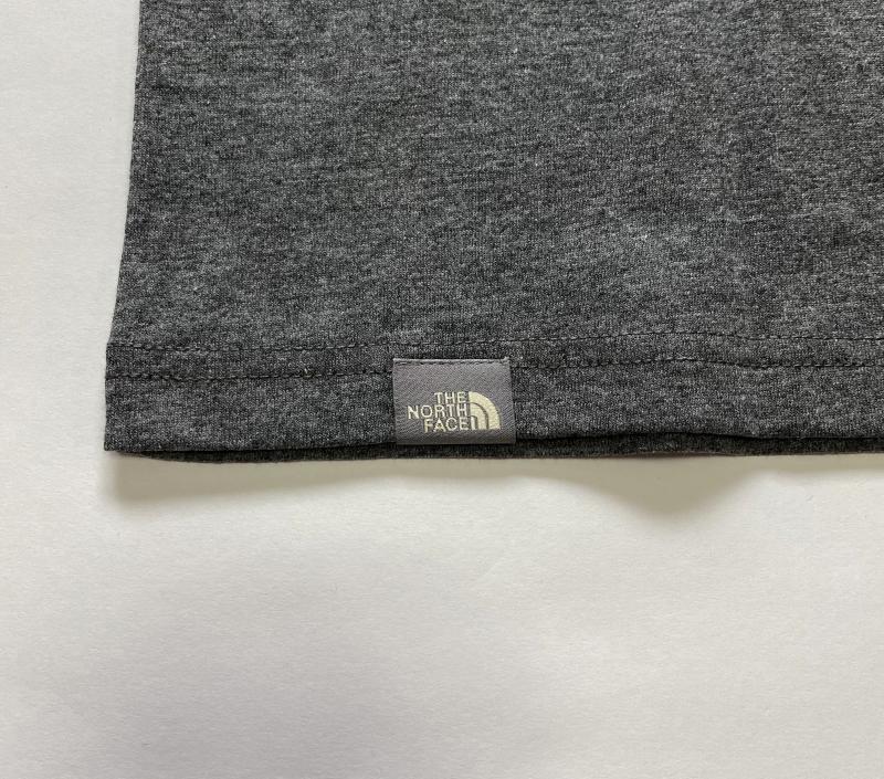 ☆THE NORTH FACE NSE Tシャツ US:M グレー 新品 送料込み♪ ノースフェイス ネバーストップ_画像7
